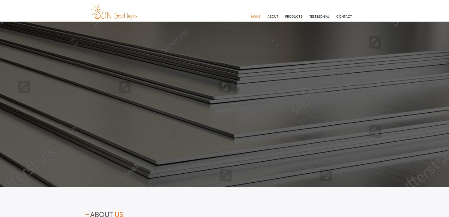 Sun Steel Impex